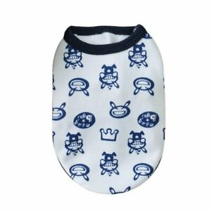 Dog Cat Sweater Puppy PJ's Coat Pet Clothes for Yorkie Chihuahua Maltese XXXS XS