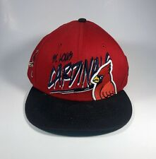 New Era Youth Kids MLB St. Louis Cardinals Big Graphic Snapback Hat