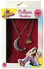 Soy Luna Necklace with Pendant Original TV Series Disney with Logo New