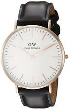 Original Daniel Wellington Classic Sheffield rose 40mm DW00100007 0107DW NEU