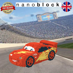 New Large Cars Nano Building Blocks Inc Box Xmas Gift UK Fast Despatch Toy
