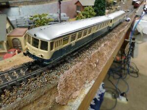 Märklin 3028 & 3048 HO 3 Rail Diesel Railcar 3 Rail, Analogue