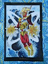 Firestorm Print by Pat Broderick Signed