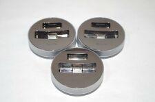 Lot 3 Genuine Original OEM Microsoft Zune Player Docking Stations Model 1098