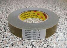 "New listing New 3M Rt8008Us 1"" x 10yd 32 Mil Acrylic Foam Tape Gray 1-Roll Free Shipping"