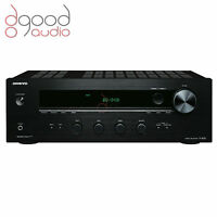 ONKYO TX-8020 INTEGRATED STEREO AMPLIFIER - BLACK (TX8020) HI-FI COMPONENT