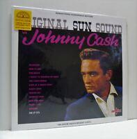 JOHNNY CASH original sun sound of (180g audiophile magenta vinyl) LP EX+/EX,