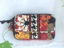 Vera Bradley All In One Crossbody in Bittersweet Cotton Multi-Color Floral $50