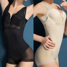 Women's Slimming Body Rompers Nylon Seamless Shapewear Bodycon Corest Underbust
