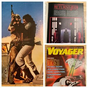 Voyager The Magazine of Science Fiction,Fact & Fantasy #4 Summer 1983 Star Wars