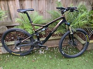 Speceialized Mountain Bike Stumpjumper Comp alloy