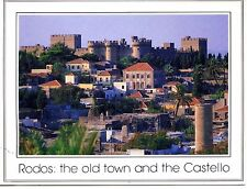 RODOS: the Old Town and the Castello