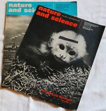 Nature and Science - September 18, & October 2, 1967