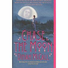 CHASE THE MOON Dinah McCall PB 1997 1st M2