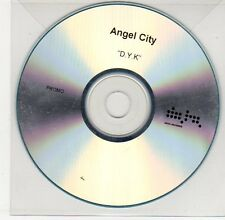 (EG523) Angel City, D.Y.K. - DJ CD