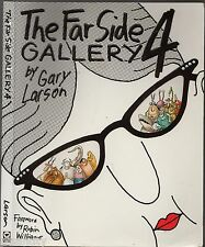 THE FAR SIDE GALLERY 4 - GARY LARSON 1994 Cartoon Humour FOREWORD ROBIN WILLIAMS