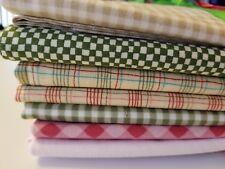 7.5 yards Coordinated Fabric from Moda, Maywood Studios, Lakehouse, etc.