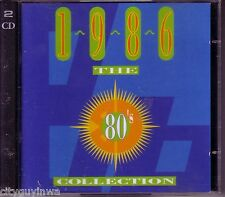 TIME LIFE 80s Collection 1986 Various Artists 2 CD Set Cock Robin Debbie Harry
