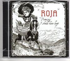 (GP499) Roja, Promises I Should have Kept - 2013 Sealed CD