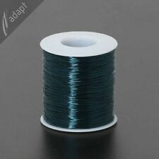 23 AWG Gauge Magnet Wire Blue Aqua 156' 155C Enameled Copper Coil Winding Tattoo