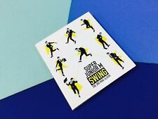Super Junior-M Super Swing 3rd mini album korea version.