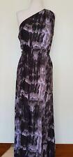 KENJI Boutique Evening/Beach/Party One Shoulder Maxi Dress Size 10