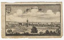 Aichach: au lieu de Aïcha Oberbayern. - cuivre clés de A. W. ERTL, 1687-1705
