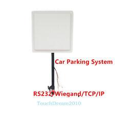 UHF RFID Card Reader 15-20M Long Range,12dbi Antenna RS232/RJ45/Wiegand Reader