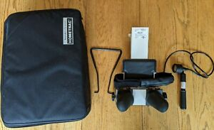 SAUNDERS CERVICAL HomeTrac Traction Device w/Carrying & Storage Case Mod# 100399