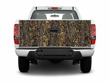 Boat Car Truck Bed Tailgate Hunting Deer Graphics Decal vinyl wrap Stickers camo