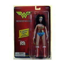 Dc Comics Figurine Retro Wonder Woman 20 cm Mego Figurines
