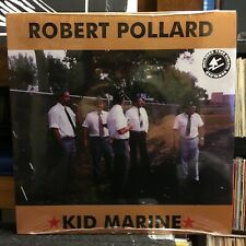 Robert Pollard 'Kid Marine' LP NEW / SEALED Guided By Voices