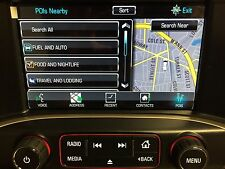 Refurbished 2014 OEM GMC Sierra navigation IO5-IO6 upgrade I05I06 GPS