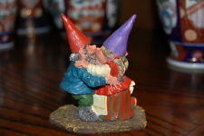 Rien Poortvliet Classic David the Gnome Statue Will and Ann Age from 0 - 400