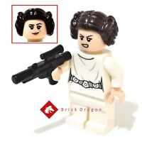 LEGO Star Wars - Princess Leia minifigure *NEW* from set 75229