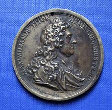 große Bronzemedaille Frankreich 1705 von M.Roussel