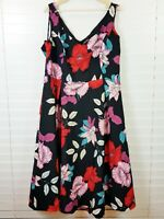CITY CHIC Womens Size L or 20 / US 16 Floral Print  Dress
