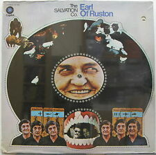 The SALVATION CO. Earl Of Ruston 1970 US ORG SEALED LP Pop PSYCH Venet FOLK