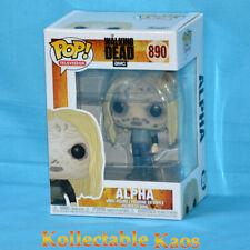 """The Walking Dead Alpha 3.75"""" Pop Vinyl Figure Funko 890"""