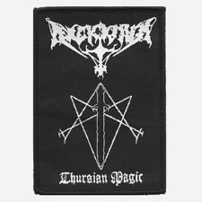 Arckanum - Thursian Magic - Patch / Aufnäher (gewebt/woven),Baphomet,666