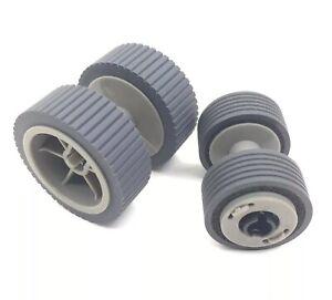 Scanner Pick Brake Roller For Fujitsu Fi- 6125 6225 6130Z 6230 6140 6240 6120