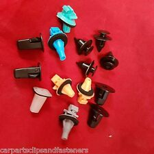 Toyota Prado 120 Rear Left Quarter Panel Trim Body Mould Repair Kit Flare Clips