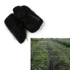 3x10m Black Anti Bird Bird-Preventing Netting Net Mesh For Fruit Crop Plant Tree