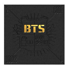 BTS 2 COOL 4 SKOOL 1st Single Album(debut) SEALED Reflected on music chart K-POP