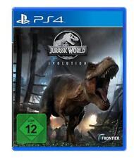 Jurassic World Evolution (Sony PlayStation 4, 2018)