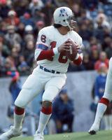 New England Patriots JIM PLUNKETT Glossy 8x10 Photo NFL Football Print Poster