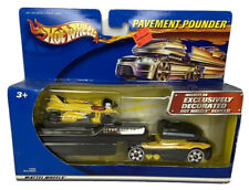 Hot Wheels Pavement Pounder Top Secret Racing 47035 NIP NOS 2001