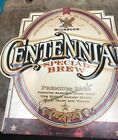 Michelob Vintage Centennial Bar Decor Beer Tin Metal Sign template embossed 1996