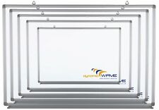 Whiteboard Magnettafel Weisswandtafel mit praktischer CLIP-Funktion