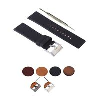 AHK Straps Compatible with Diesel DZ Genuine Leather Watch Band w/ Tool